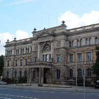 Finanzministerium in Hannover